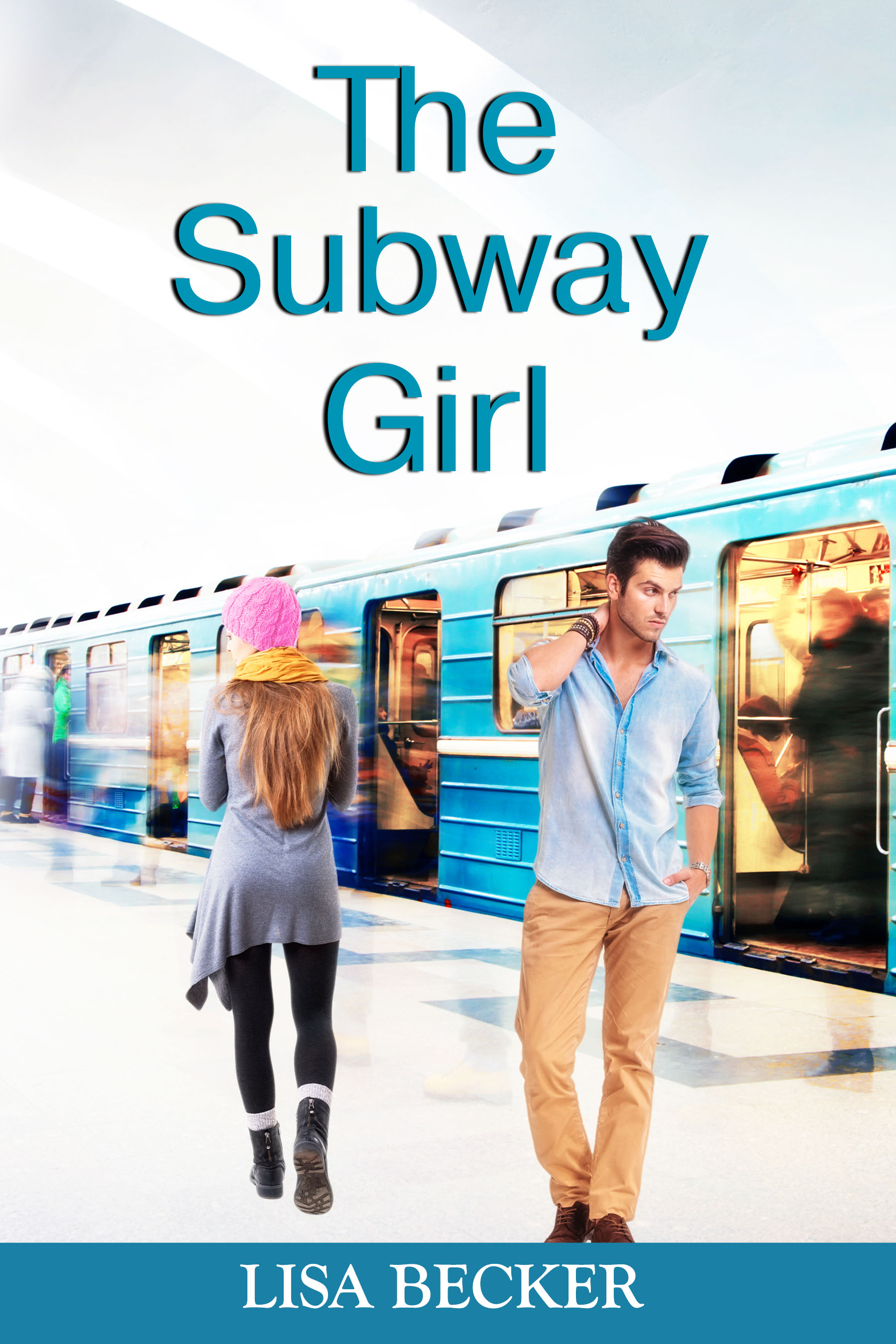 [PDF] [EPUB] The Subway Girl Download by Lisa Becker
