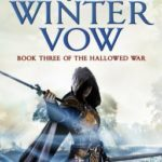 [PDF] [EPUB] The Winter Vow (The Hallowed War #3) Download