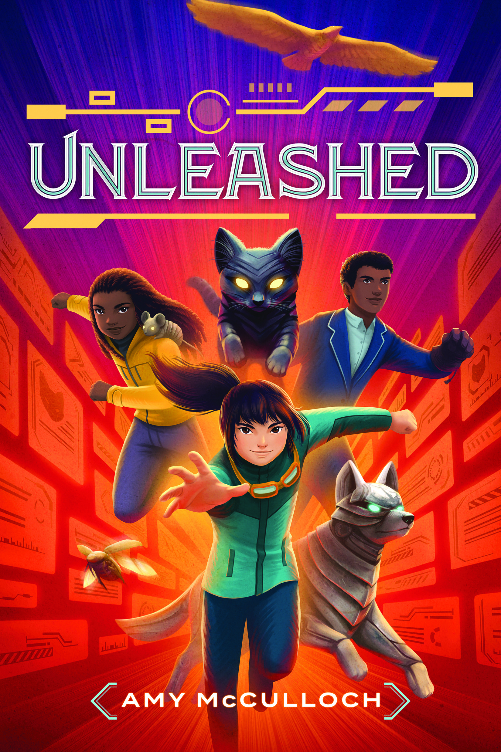 [PDF] [EPUB] Unleashed Download by Amy McCulloch
