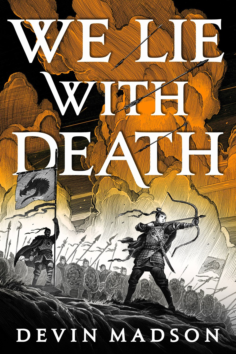 [PDF] [EPUB] We Lie With Death (The Reborn Empire, #2) Download by Devin Madson