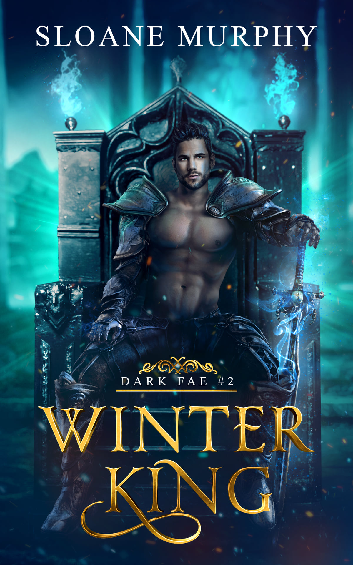 [PDF] [EPUB] Winter King (Dark Fae Duet, #2) Download by Sloane Murphy