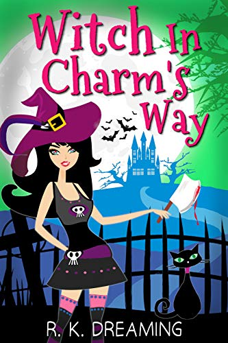 [PDF] [EPUB] Witch In Charm's Way (Witches Of Brimstone Bay, #1) Download by R.K. Dreaming
